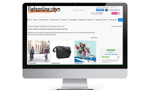 Magento webshop Fietsonline